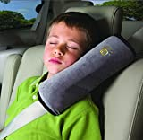 Topways Safety Child car seat belt Sleeve Strap Soft Shoulder Pad Cover Cushion (Gray)