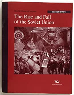 rise and fall of soviet union essay Collapse of the soviet union essay glasnost and perestroika eventually helped cause the fall of the soviet union and by the time of the 1985 rise to.