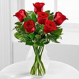 The Bunch of Flowers - Eshopclub - Anniversary Flowers - Wedding Flowers Bouquets - Birthday Flowers - Send Flowers