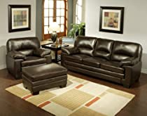 Big Sale 3-Pc Contemporary Sofa Set