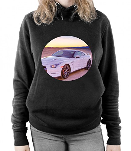 Ford Mustang Sports Car Unisex UNISEX Sweatshirt Nero Small