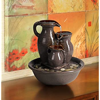 Triple Jug Indoor-Outdoor 8 1/4