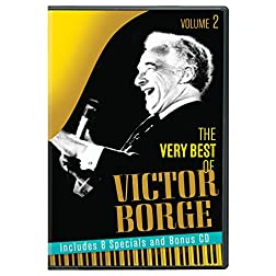 The Very Best of Victor Borge, Volume 2 DVD