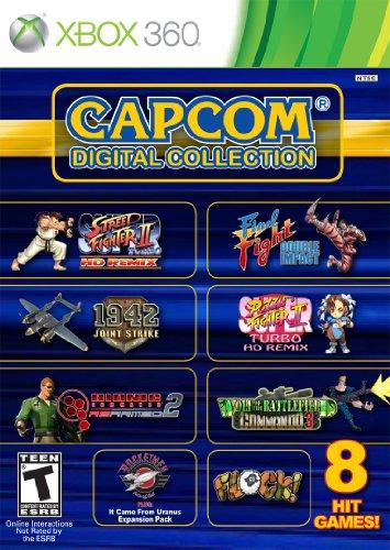 Capcom Digital Collection - Xbox 360 (Capcom Classics Collection compare prices)