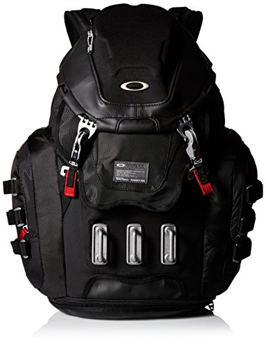 Oakley Men's Backpack, Black, One Size
