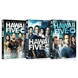 Hawaii Five-0: Three Season Pack