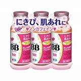 チョコラBBドリンクビット 50ml×3【第3類医薬品】