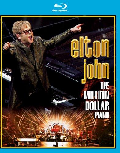 The Million Dollar Piano [Blu-ray]