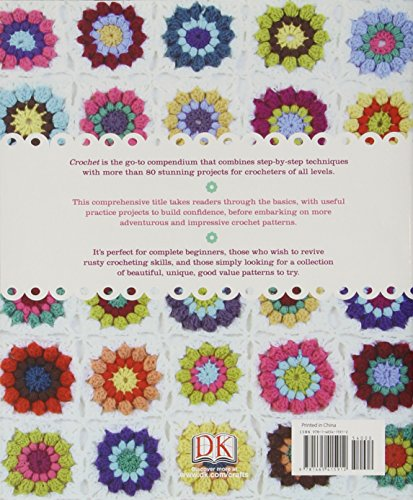 Crochet: The Complete Step-By-Step Guide