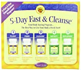 Natures Secret 5-Day Fast and Cleanse Kit