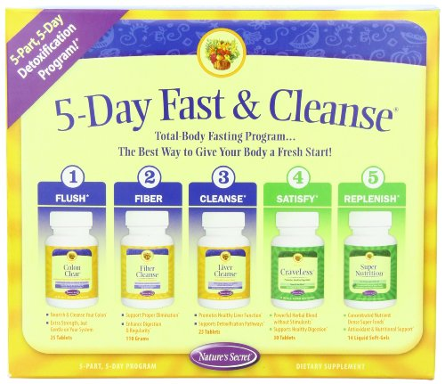 5 day fast and cleanse reviews