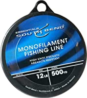 South Bend Sporting Goods M1412 &quot;South Bend&quot; Monofilament Fishing Line 12Lb, 500 Yards by South Bend