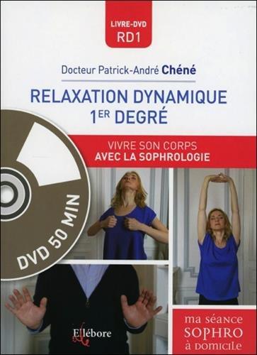 Vivre son corps avec la sophrologie - Livre + DVD