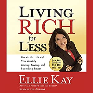 Living Rich for Less Audiobook