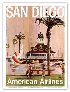 Amazon Com San Diego California American Airlines