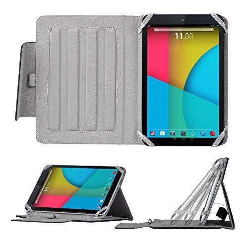 IVSO® Universal Tasche Für 8 Zoll Android Tablete PC Acer Iconia A1-830, Acer Iconia A1-810, Intenso TAB814 5510862, Intenso Tab 824, Odys Titan, Odys Neo S 8 Plus, MightyPad 8 Deutsch, Odys Xpress, TrekStor SurfTab Ventos 8.0, Cat Nova, Prestigio MultiPad 8.0 Pro Duo, Nextbook NEXT800T Ultraflacher Tablet PC, Archos 80 Cobalt, Blaupunkt Endeavour 800, Prestigio MultiPad 5080 PRO, Odys Neo X 8, Intenso Intab, I-onik tabletpc TP8-1200-metal, TP8-1000, TrekStor SurfTab Ventos 8.0, Blaupunkt Endeav