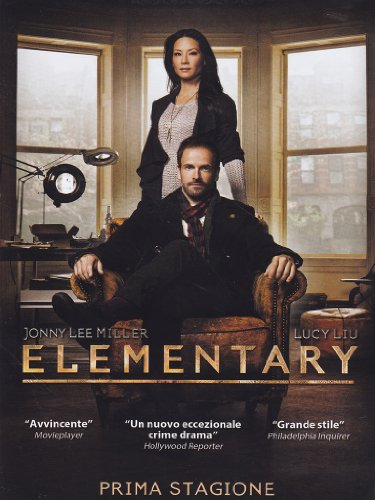Elementary Stagione 01 [6 DVDs] [IT Import]