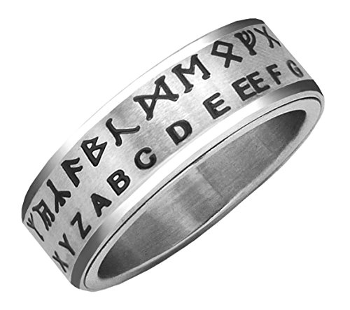 Awardpedia  Hobbit Translator Ring Silver Size 06. Precious Engagement Rings. Bridegroom Wedding Rings. Marriage Anniversary Rings. 10mm Rings. Inlay Rings. Ace Family Wedding Rings. Named Engagement Rings. Etched Copper Rings