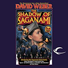 The Shadow of Saganami Audiobook by David Weber Narrated by Jay Snyder