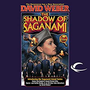 The Shadow of Saganami Hörbuch