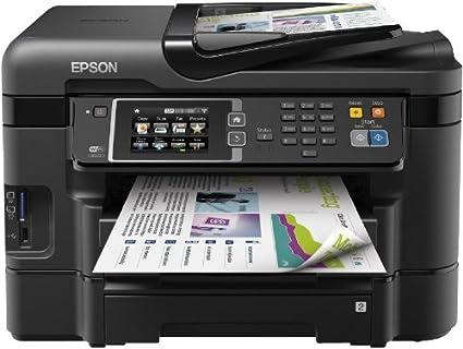 EPSON WorkForce WF-3640DTWF Multifonction 4en1 R/V Toutes Fonctions Double Bac Papiers