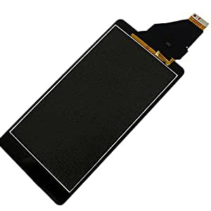 Sony Xperia ZR LCD With Touch Digitizer Replacement - Black