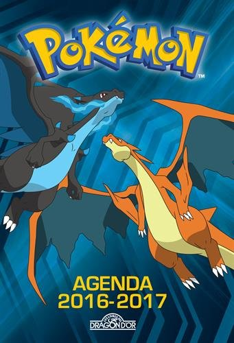 Agenda Pokemon 2016-2017