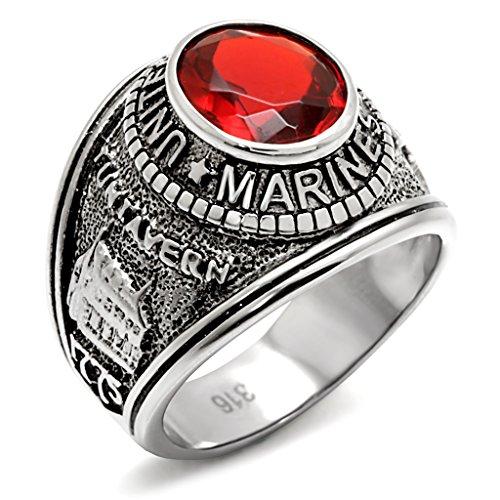 isady-us-marines-rubis-anello-uomo-acciaio-inossidabile-zirconia-cubica-rosso-talla-22