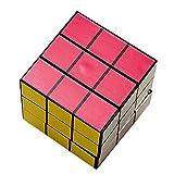 Luy Shock-You-Friend Emulational Electric Rubik's Cube Practical Joke Gadgets(1PCS,Random Color)