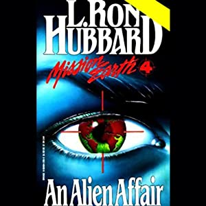 An Alien Affair Audiobook