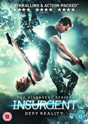 Insurgent [DVD] [2015]