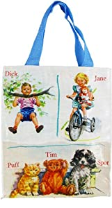 Blue Q Handy Reusable Tote - More Variations (Paint By Numbers)