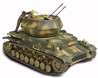 Unimax Forces of Valor 1:32 Scale German Flakpanzer IV Wirbelwind- Poland