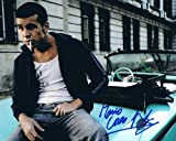 MARIO CASAS - Neon Flesh AUTOGRAPH Signed 8x10 Photo B