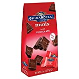 Ghirardelli Minis Pouch, Dark Chocolate, 4.4 oz.