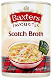 Baxters Favourites Scotch Broth Soup 400 g (Pack of 12)