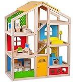 Skylar Dollhouse with furniture