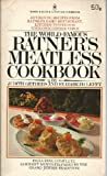 img - for The world-famous Ratner's meatless cookbook (Bantam cookbooks) book / textbook / text book