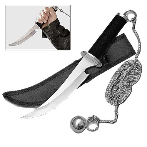 Weapon Of The Ninja Assassin W/Chain