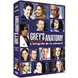 Grey&#39;s Anatomy, saison 6 - Coffret 6 DVDpar Katherine Heigl