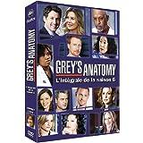 Grey's Anatomy, saison 6 - Coffret 6 DVDpar Katherine Heigl