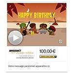 Ch�que-cadeau Amazon.fr - Email - Ann...
