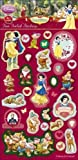 Snow White - Small Foil Sticker Pack - Sticker Style