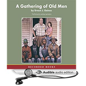 critical essay on a gathering of old men