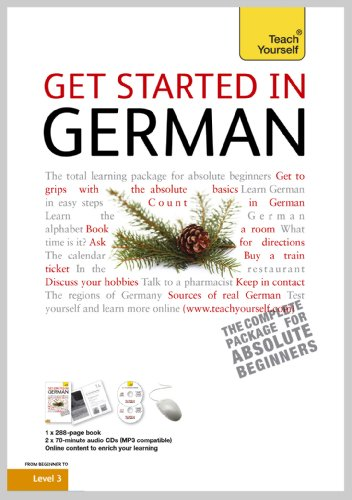 Teach Yourself Get Started in German