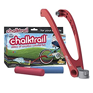 Chalktrail For Your Bicycle (Red)