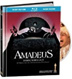Amadeus Director's Cut [Blu-ray] (Bilingual)