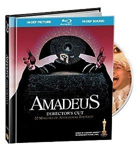 Amadeus Director's Cut [Blu-ray] (Bilingual)