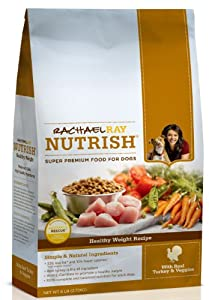 Rachael Ray Nutrish Just 6 Limited Ingredient Dry Dog Food, Lamb & Rice Recipe, 14-Pound Bag