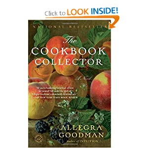 The Cookbook Collector - Allegra Goodman